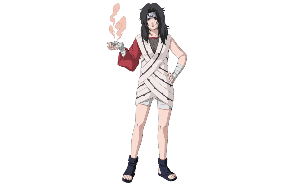 Kurenai Yuhi from Naruto