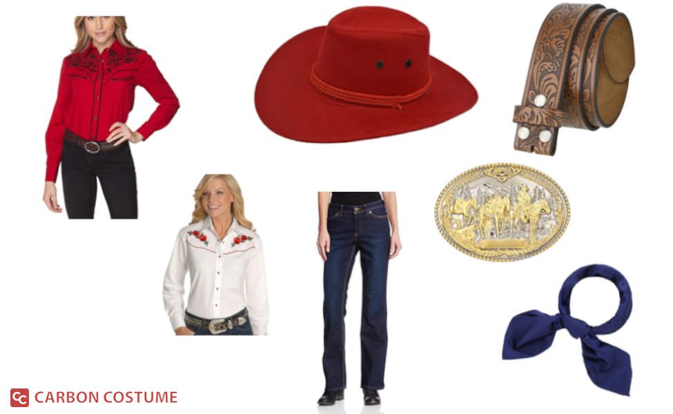Lureen Newsome Twist from Brokeback Mountain Costume