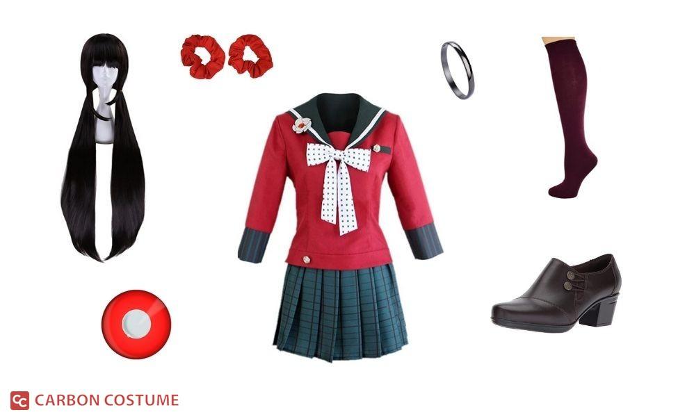 Maki Harukawa Costume