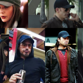 Marvel Civilian Disguise