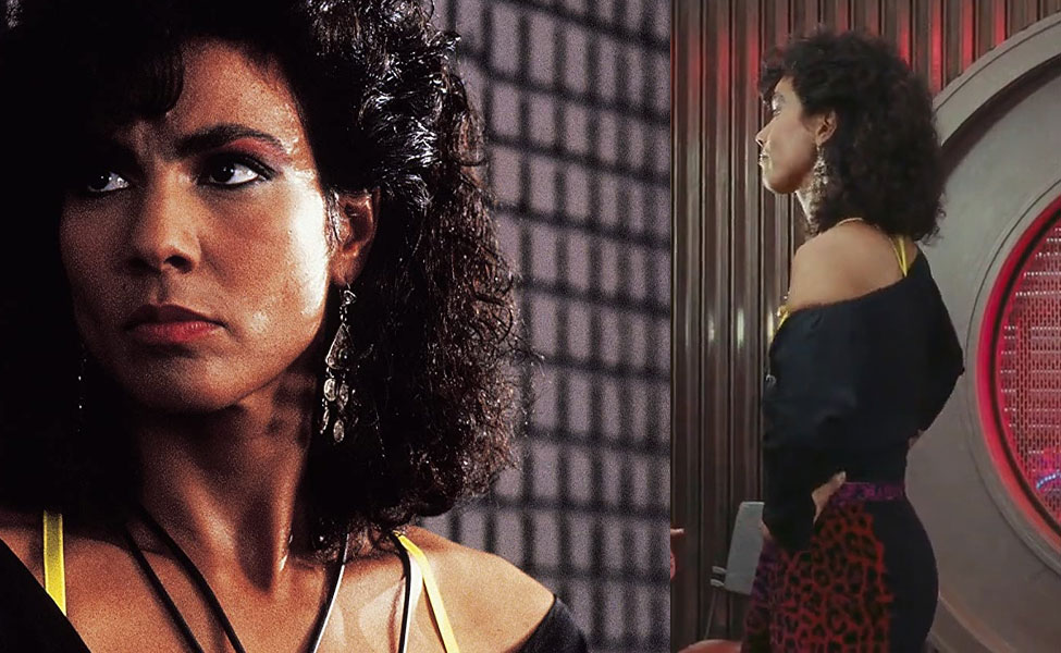 Melina from Total Recall