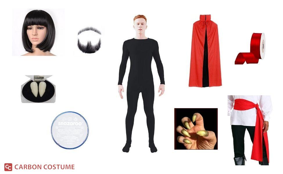 Morbius Costume