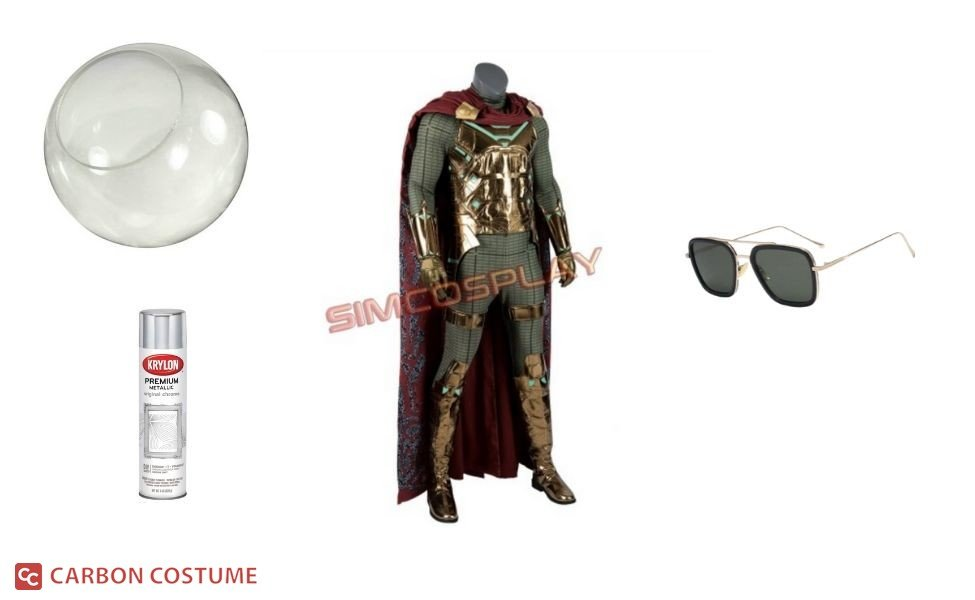 Mysterio from Spider-Man: Far From Home Costume