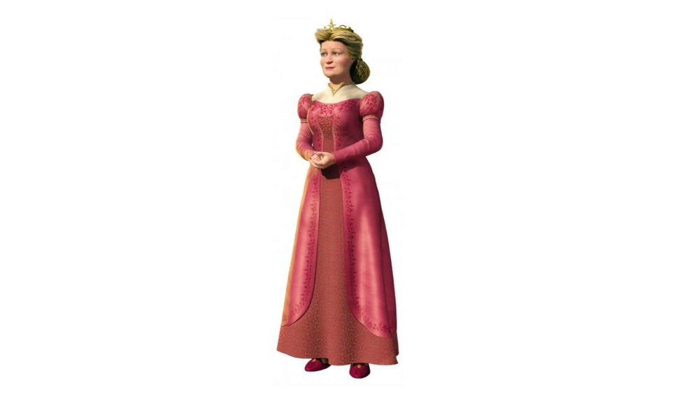 Queen Lillian from Shrek