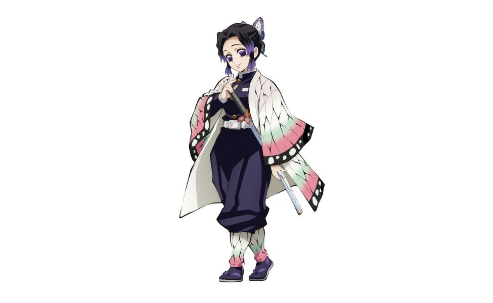 Shinobu Kocho from Demon Slayer