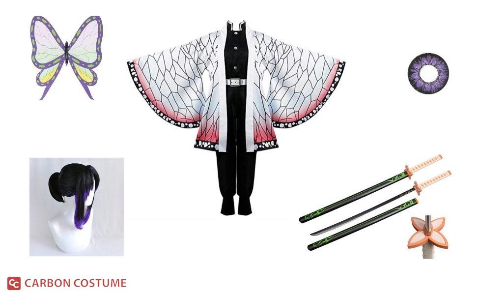 Shinobu Kocho from Demon Slayer Costume