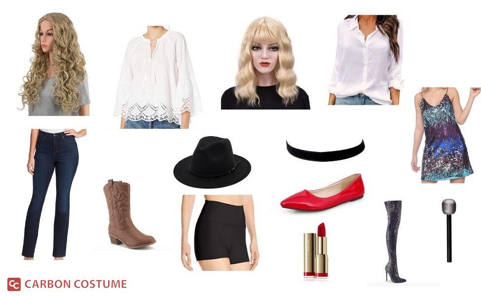 Taylor Swift Costume