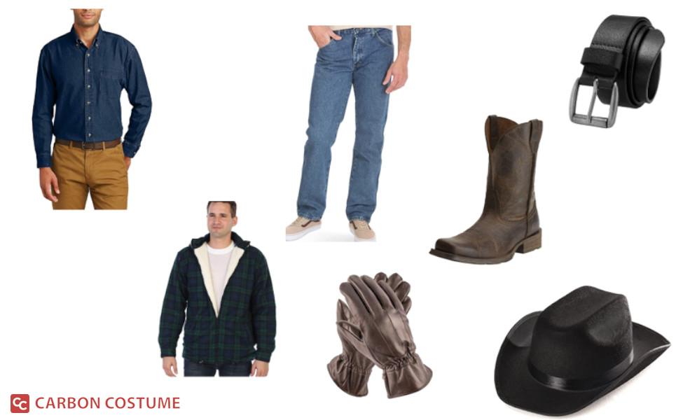 Jack Twist from Brokeback Mountain Costume