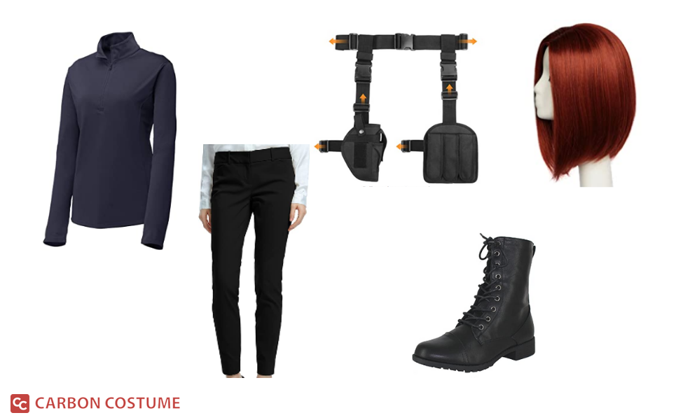 Alex Danvers from Supergirl Costume