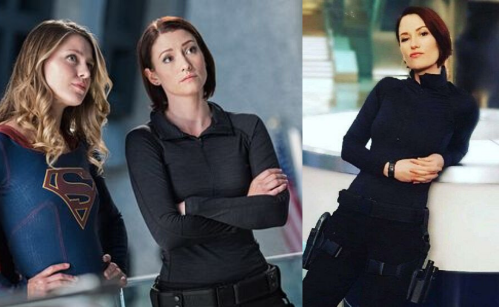 Alex Danvers from Supergirl