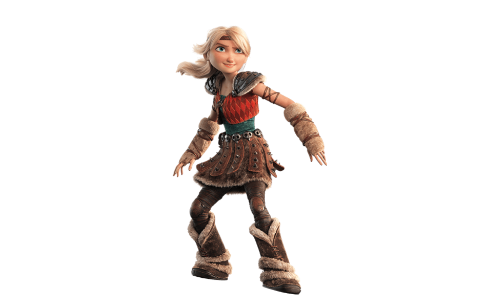 Astrid Hofferson from How to Train Your Dragon