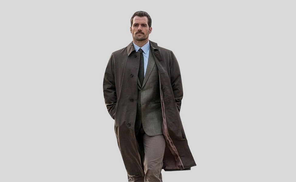 August Walker from Mission Impossible: Fallout