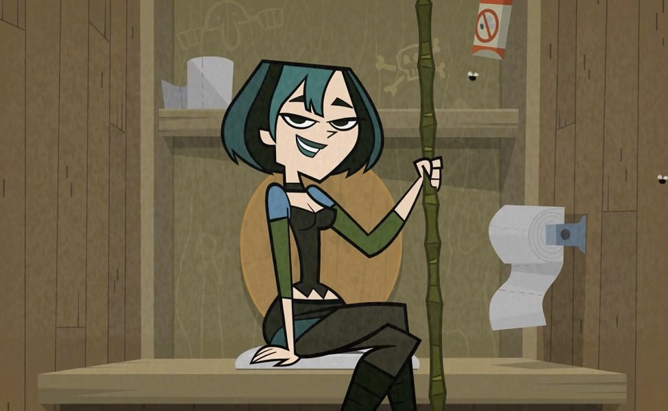Gwen from Total Drama Island