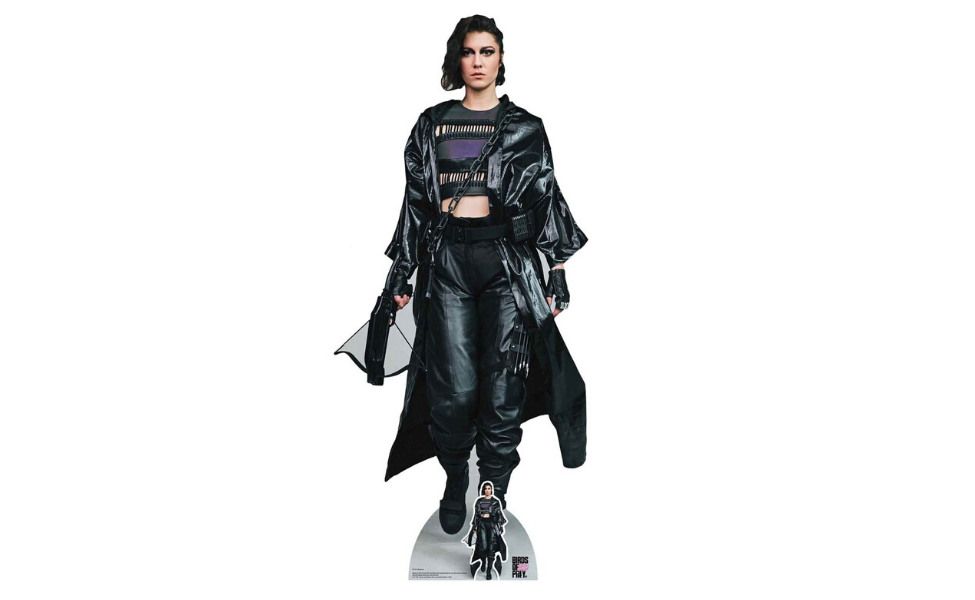 Huntress Helena Bertinelli From Birds Of Prey Costume Carbon Costume Diy Dress Up Guides For Cosplay Halloween