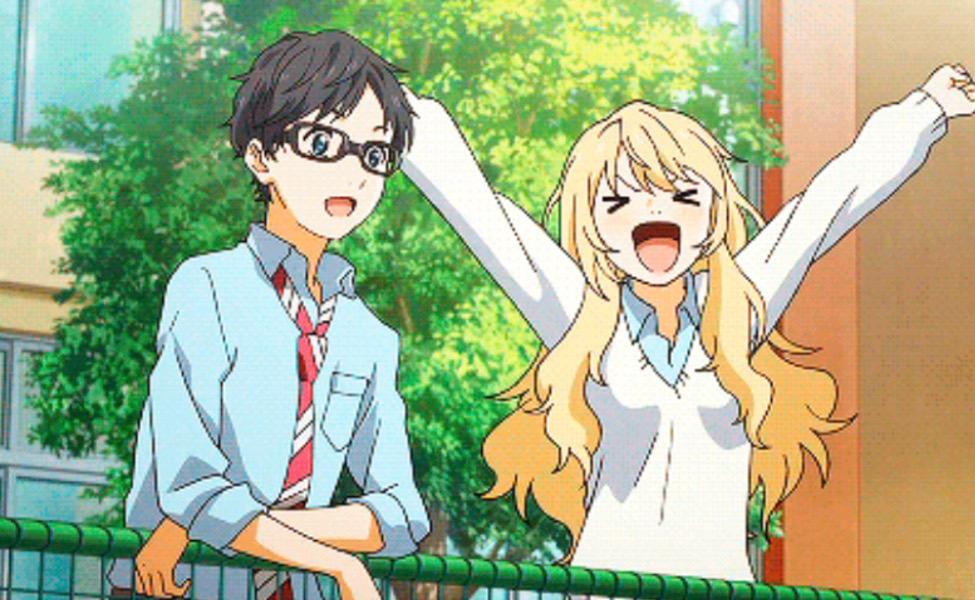 Kosei from Your Lie in April