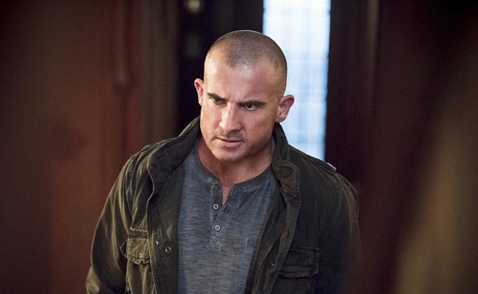 Mick from Legends of Tomorrow