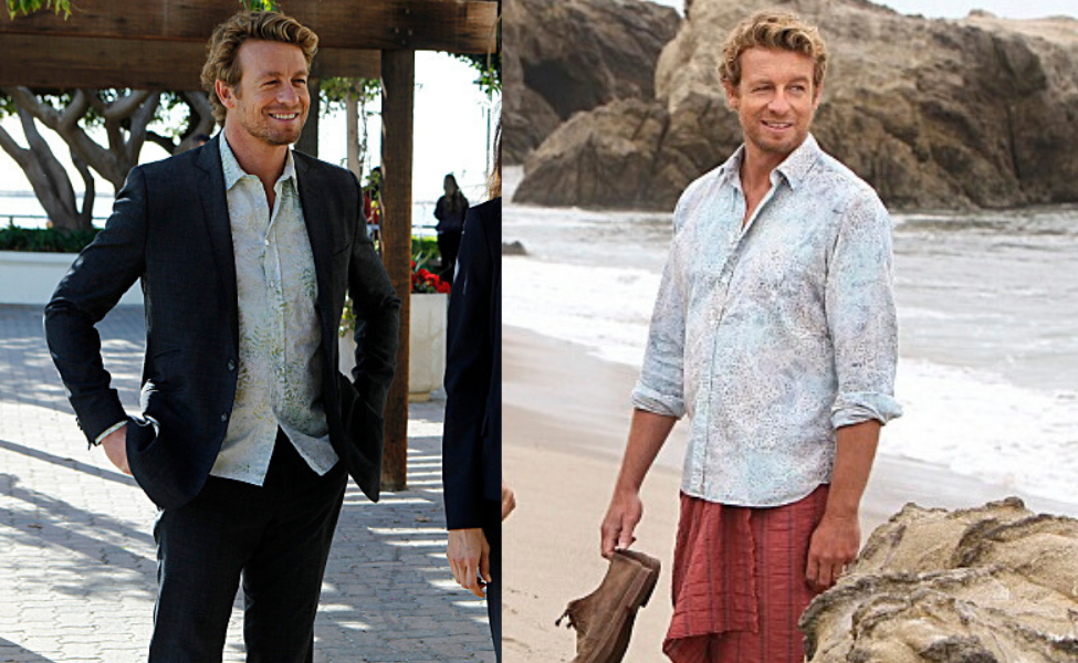 Patrick Jane (Season Six) from The Mentalist