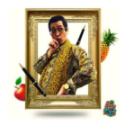 Pikotaro from Pen Pineapple Apple Pen