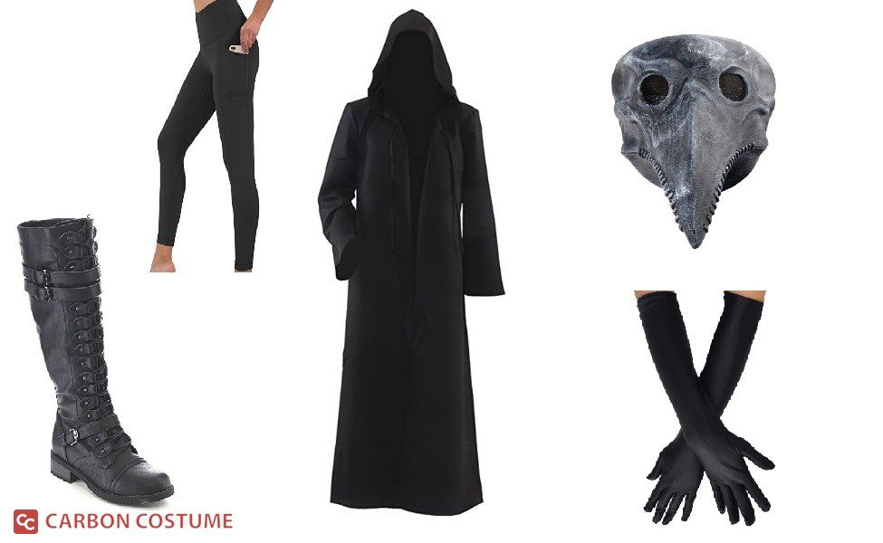 SCP-049 from SCP – Containment Breach Costume