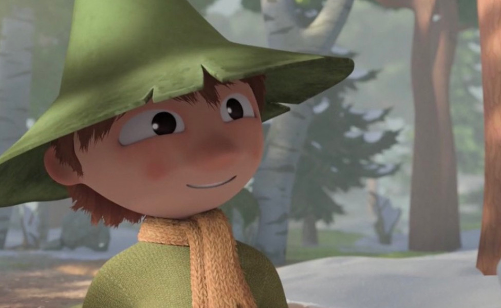 Snufkin from Moominvalley