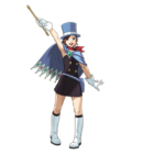 Trucy Wright from Ace Attorney