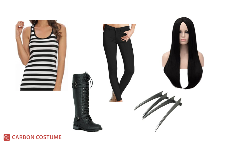X-23 from the X-Men Comics Costume