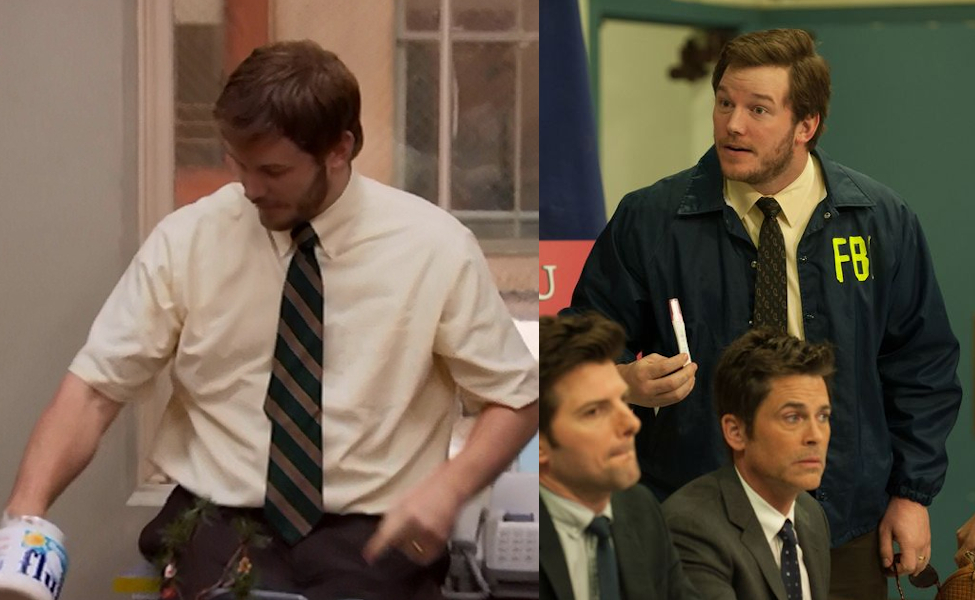 Andy Dwyer from Parks and Recreation