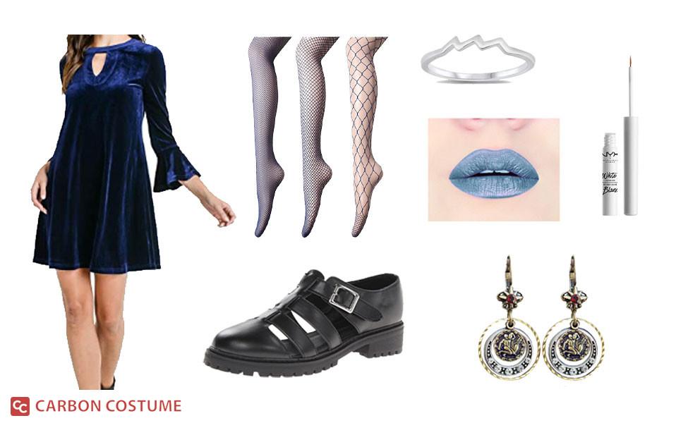 Aquarius Costume