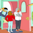 Bertie from Tuca and Bertie