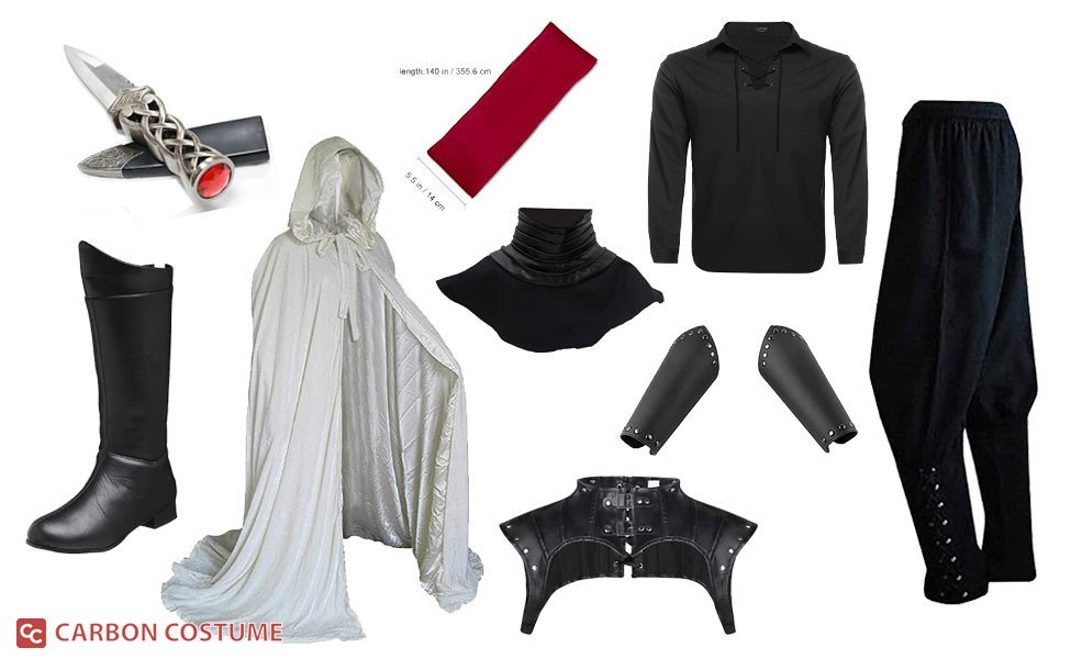 Isaac from Castlevania Costume