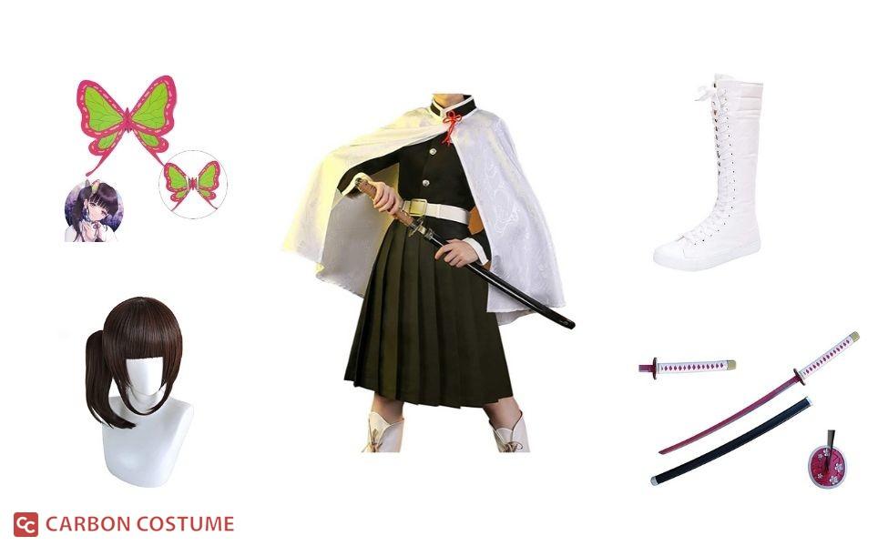 Kanao Tsuyuri from Demon Slayer Costume