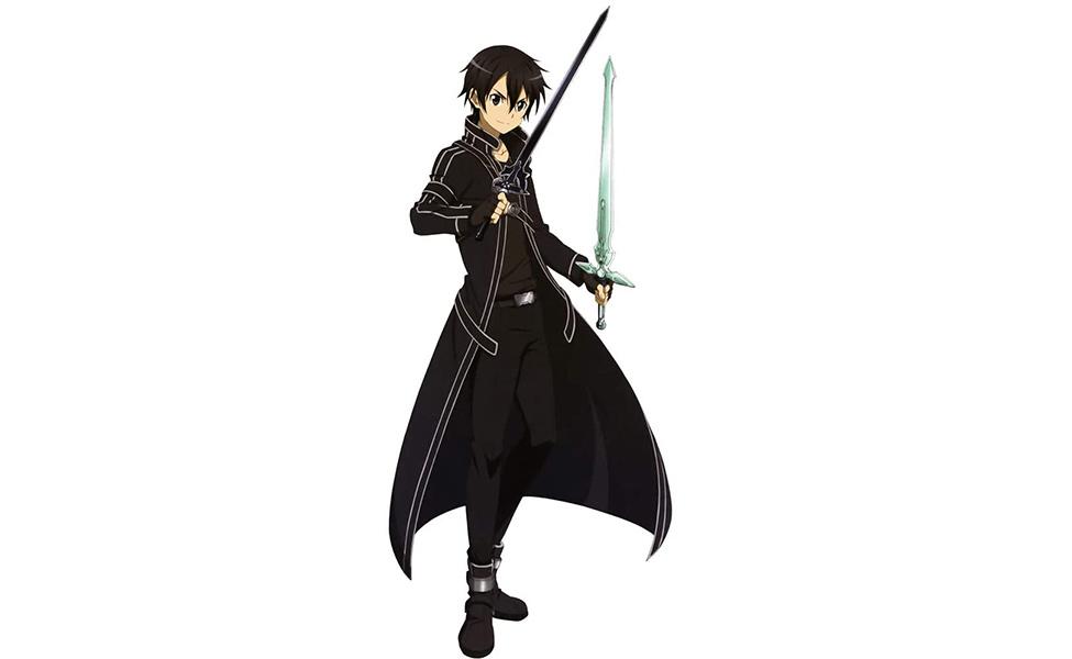 Kirito from Sword Art Online