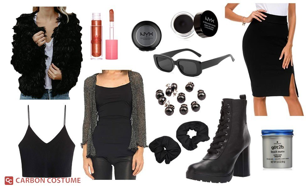 Marla Singer from Fight Club Costume