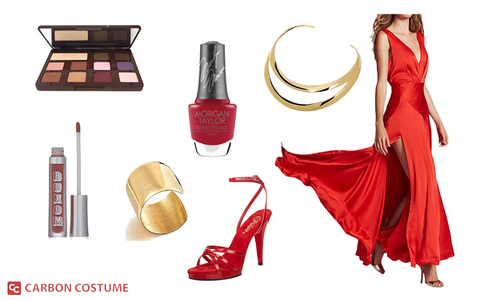Nicki Brand from Videodrome Costume