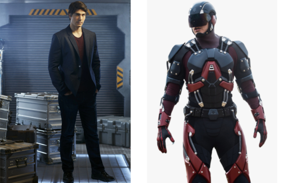 Ray Palmer (Atom) from DC's Legends of Tomorrow