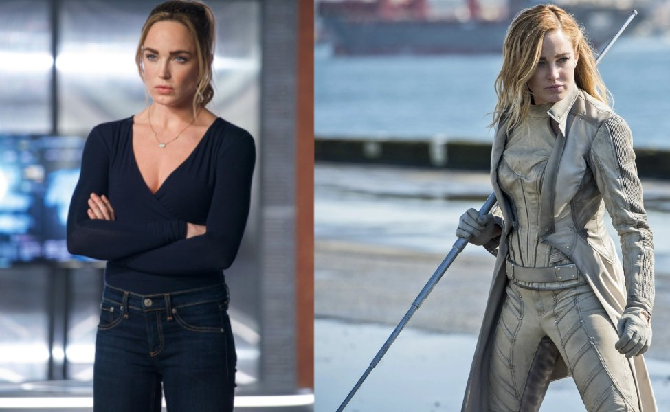 Sara Lance (White Canary) from DC's Legends of Tomorrow