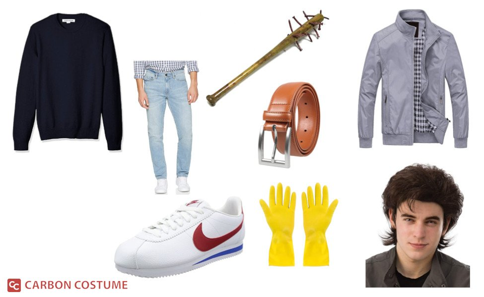 Steve Harrington from Stranger Things Costume