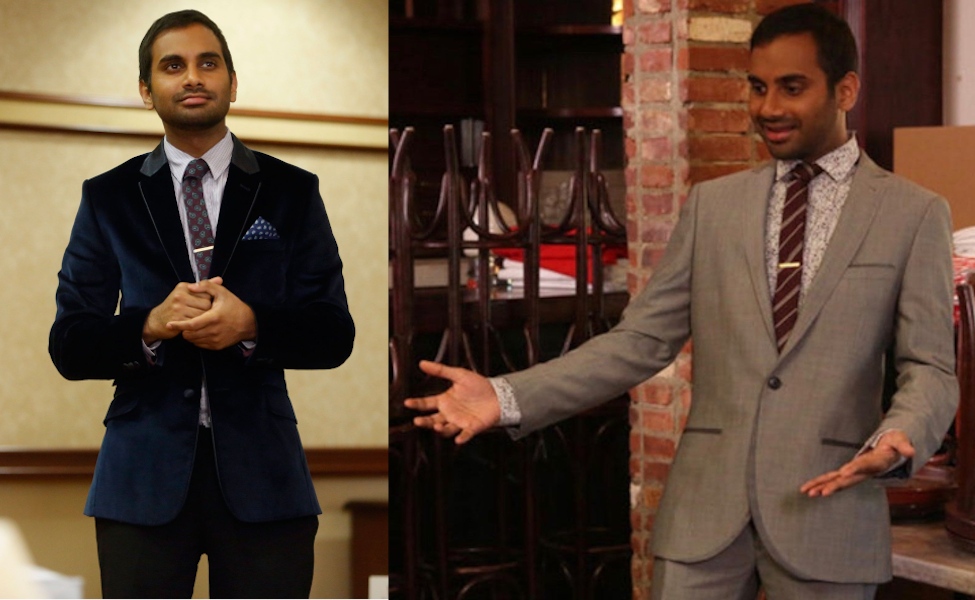Tom Haverford from Parks and Recreation