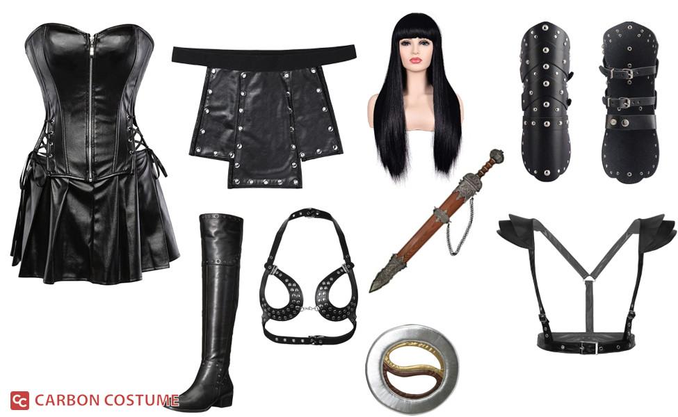Xena from Xena: Warrior Princess Costume