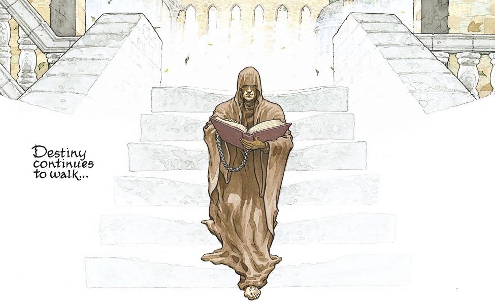 Destiny from Sandman