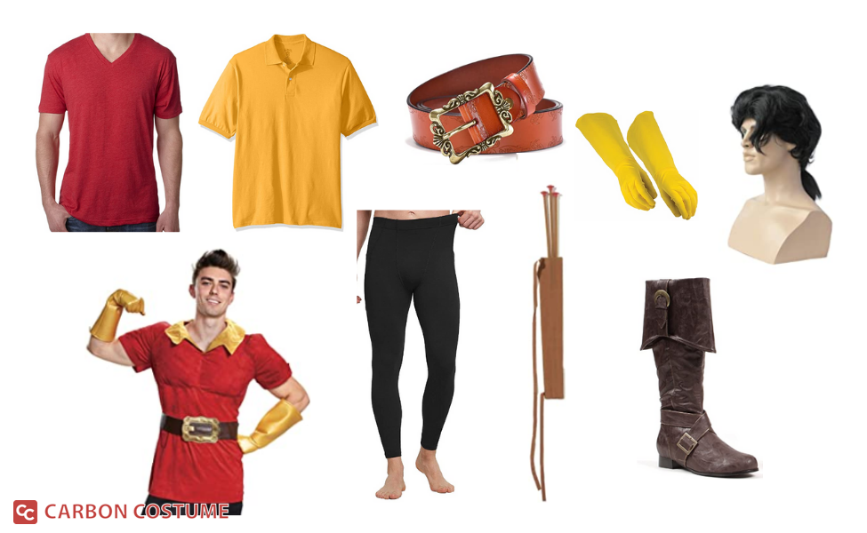 Gaston from Beauty and the Beast Costume