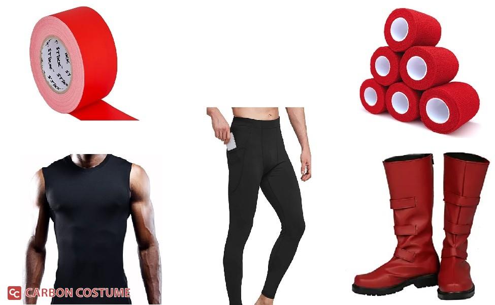 Wonder Man Costume