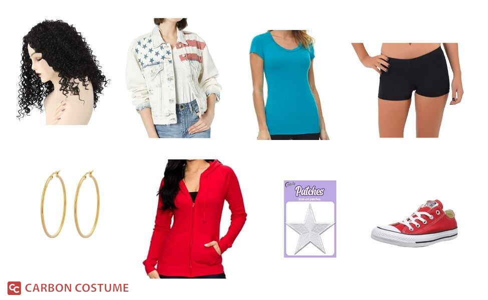 Miss America (America Chavez) Costume