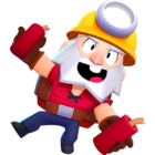 Dynamike from Brawl Stars