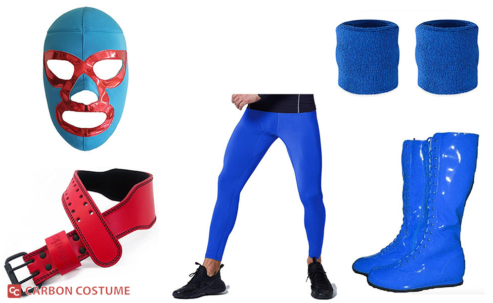 El Primo from Brawl Stars Costume