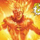 human torch comics character