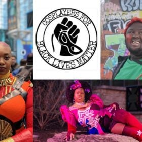 Spotlight on Black Cosplayers: An Interview with Cocoa Sugar, Patrick, and Carla