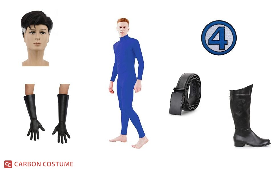 Mister Fantastic Costume