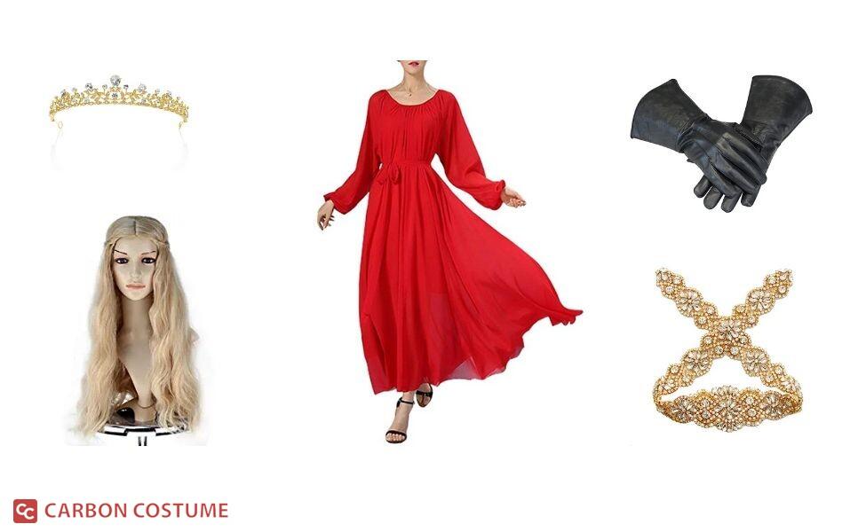 Princess Buttercup Costume