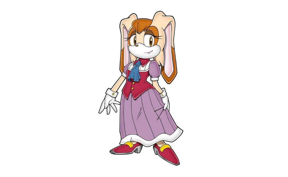 Vanilla the Rabbit from Sonic X